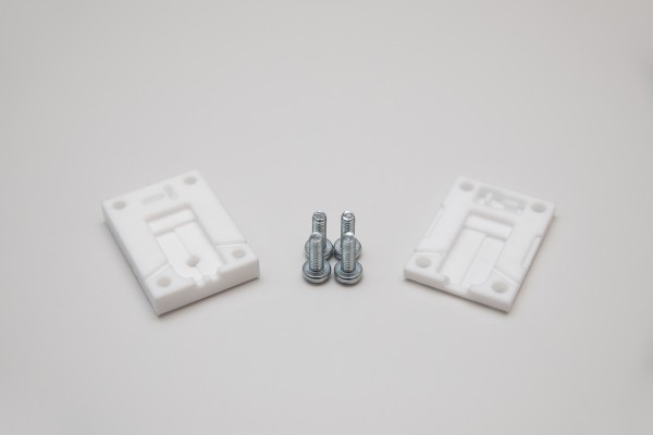 T-Plugs mold PTFE with integrated soldering aid