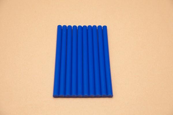 Blaue Klebesticks für Heißklebepistole